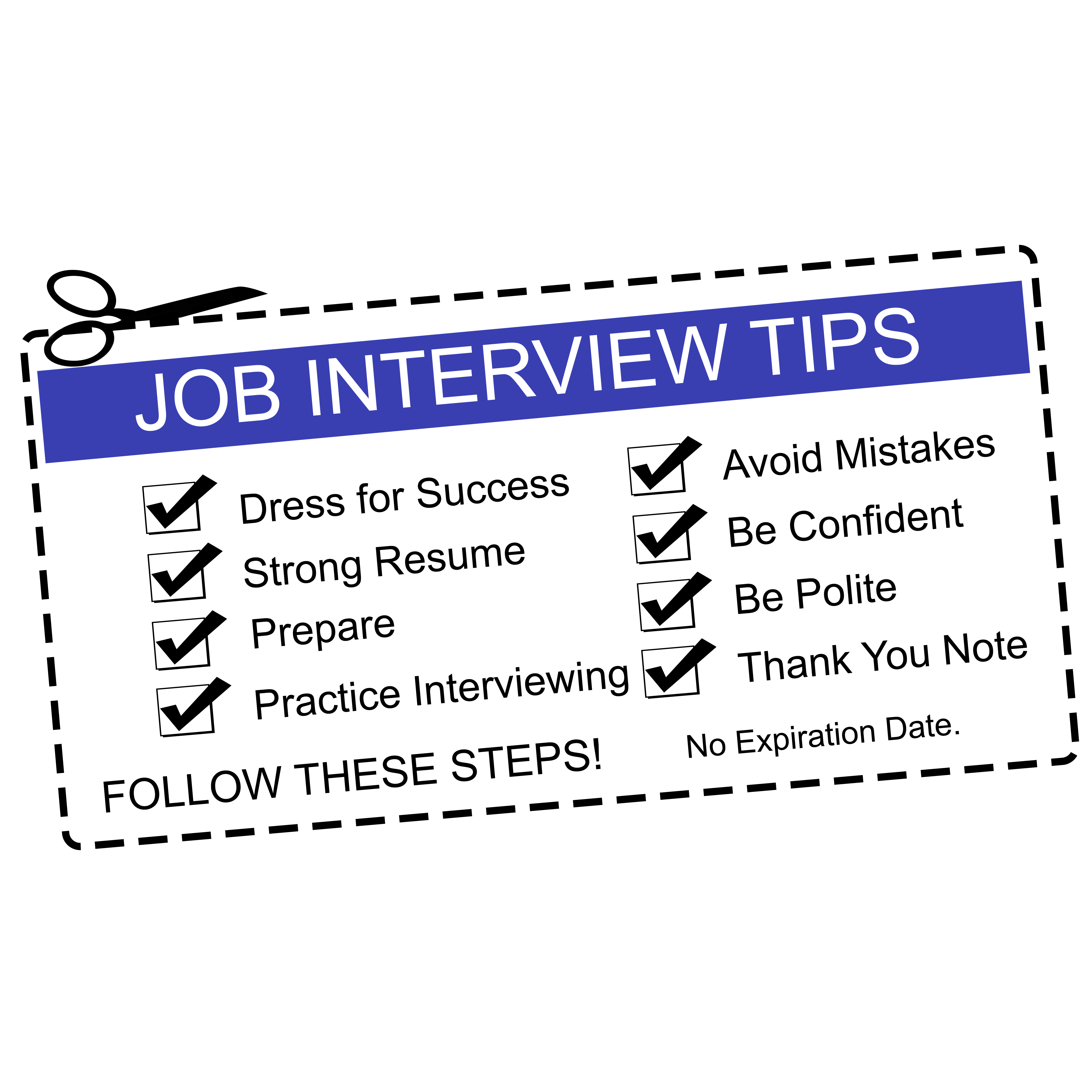tips to being confident in a job interview your feel